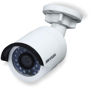 Tulsa Home Security | 4MP WDR Mini Bullet Camera
