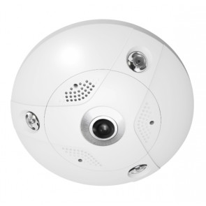 Tulsa Home Security | 6 or 12 MP Weather Proof Fisheye IP Camera
